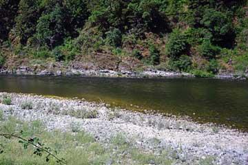 Klamath River at Dolan's