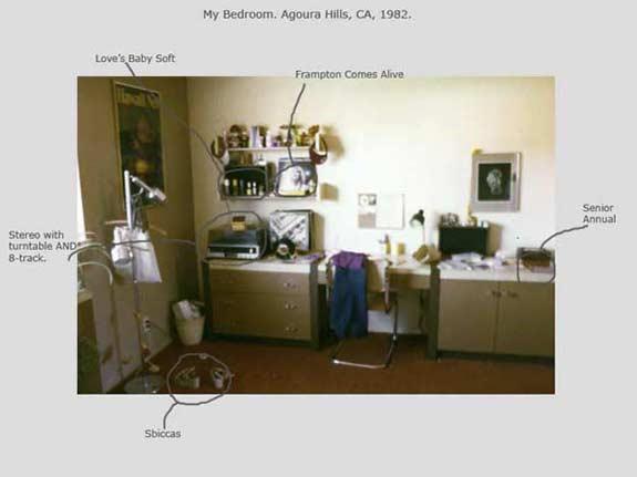 My Bedroom 1982