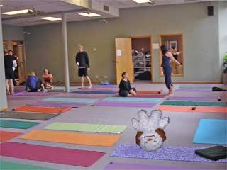 Holiday's Yoga Center