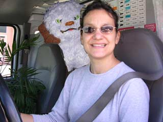 Wampa helps Erin Move to Utah