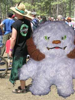Wampa at High Sierra Music Festival