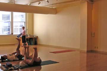 Yoga Bhoga at Galleria