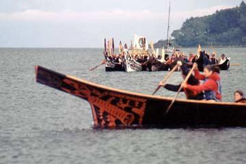 Action Canoe