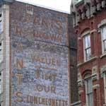 Cleveland Old Sign