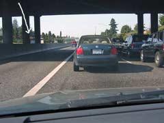The Carpool Lane is Stupid