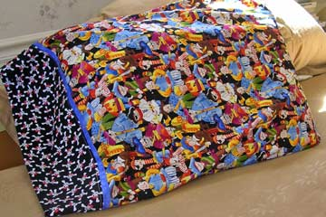 Pirate Pillowcase
