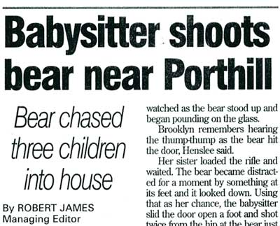 Bonners Ferry Headline
