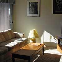 My Beautiful Sunny Living Room