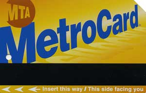 $24 for 7 days MTA Card