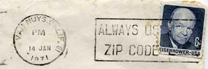 1971 Postmark