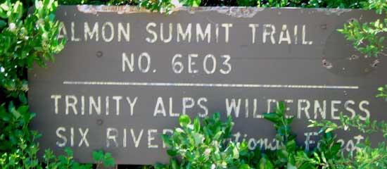 Salmon Summit Trail